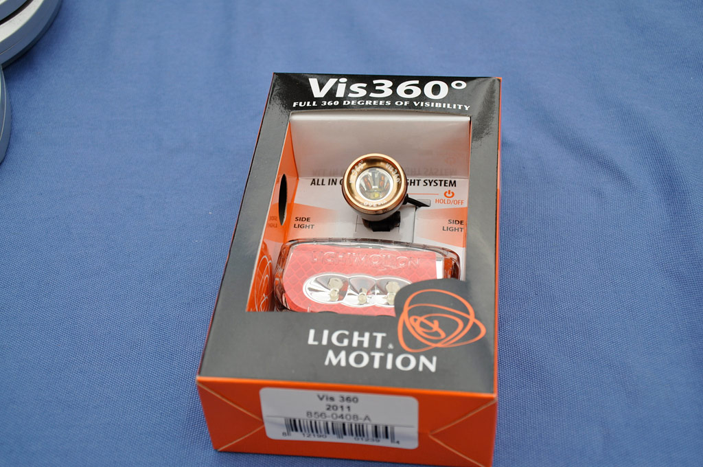 Light & Motion Vis360