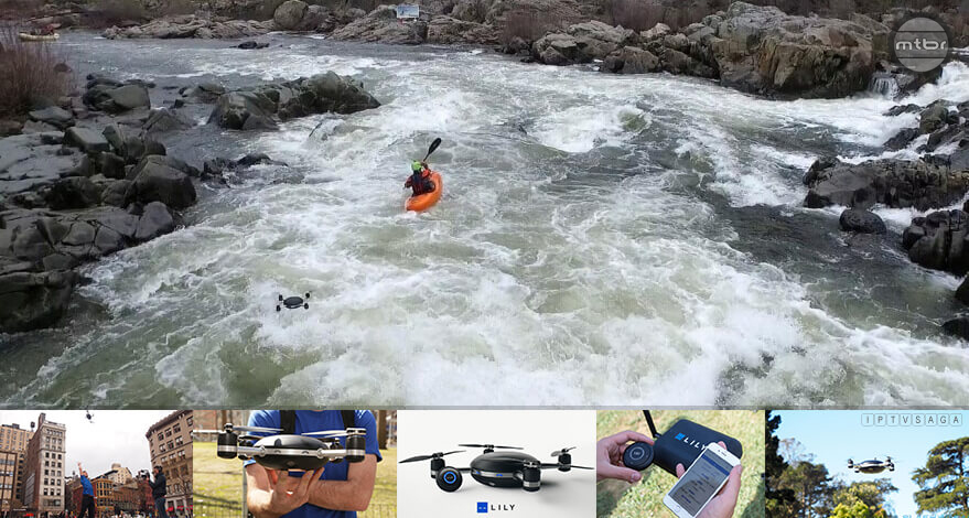 The Lily camera drone is applicable in a lot of sports and activities.