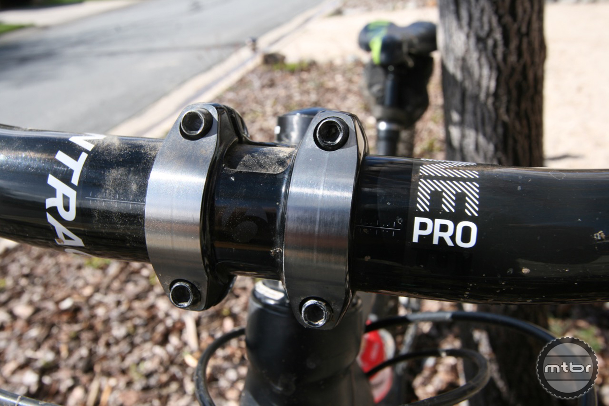 Bontrager Line Pro Handlebar and Stem
