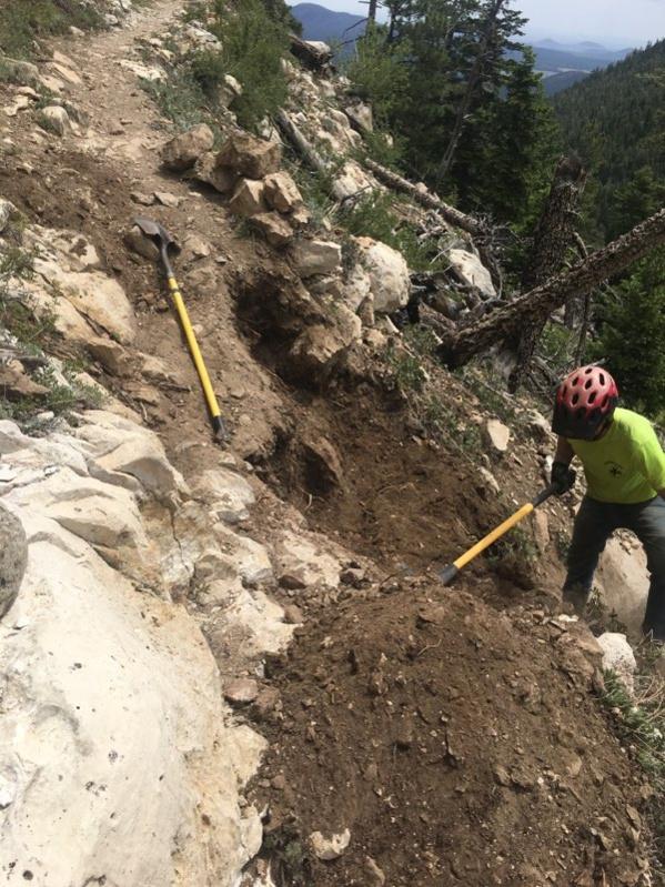 Flagstaff trail conditions.-little-bear-crib-wall_2.jpg
