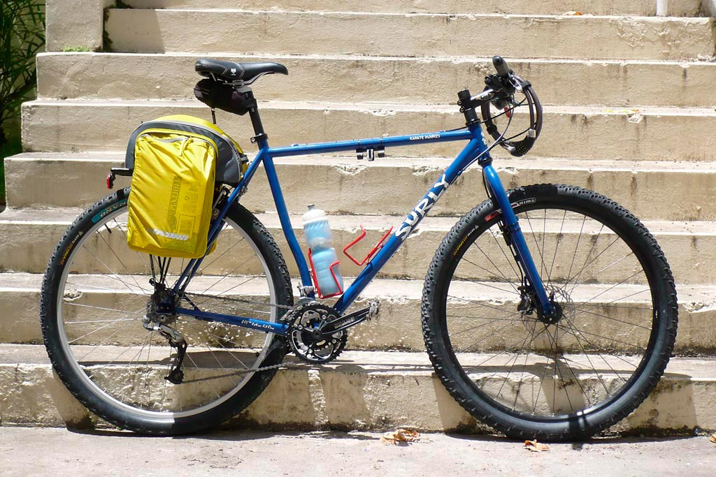 Commuter bike. (Lot's of noob questions)-loaded-km.jpg