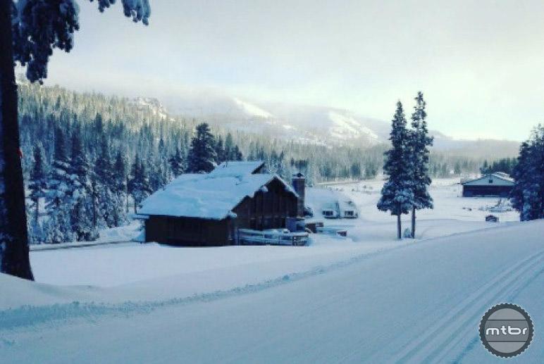 Auburn Ski Club Lodge