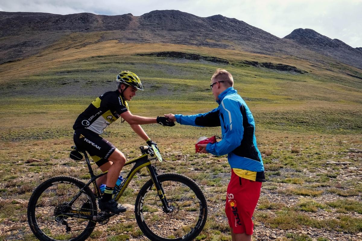 2017 Breck Epic: Circumnavigation of Mount Guyot