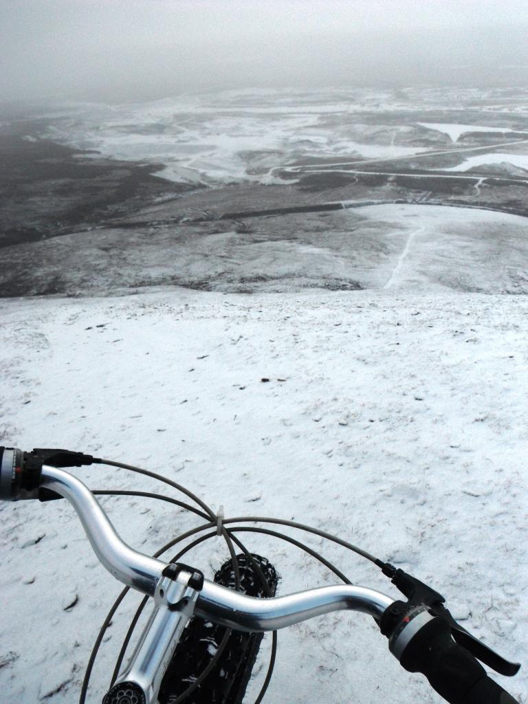 Daily Fat-Bike Pic Thread - 2012-looking-down.jpg