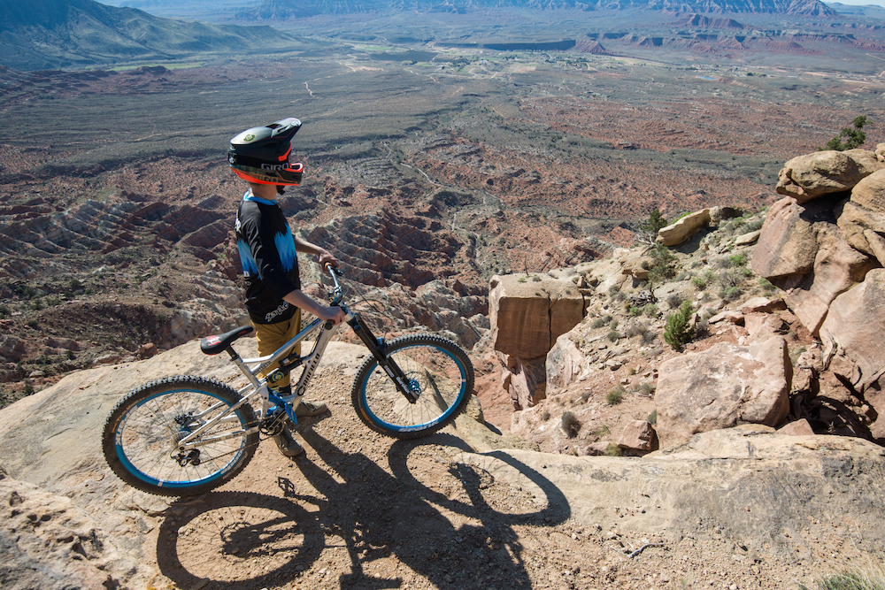Lorin Whitaker – from Freeride to XC
