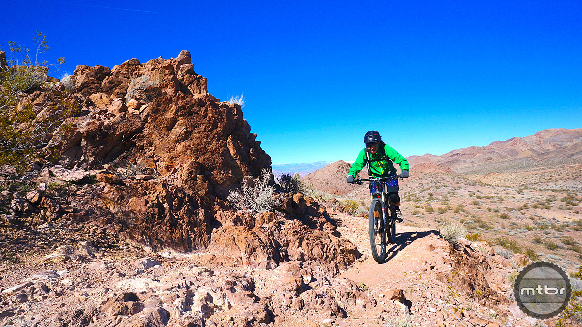 No matter what type of riding you prefer, Bootleg Canyon has you covered. Filled with everything from flowy contours to gnar, straight down the fall line, riders of all ability levels will enjoy a few hours at Bootleg Canyon in Boulder City.