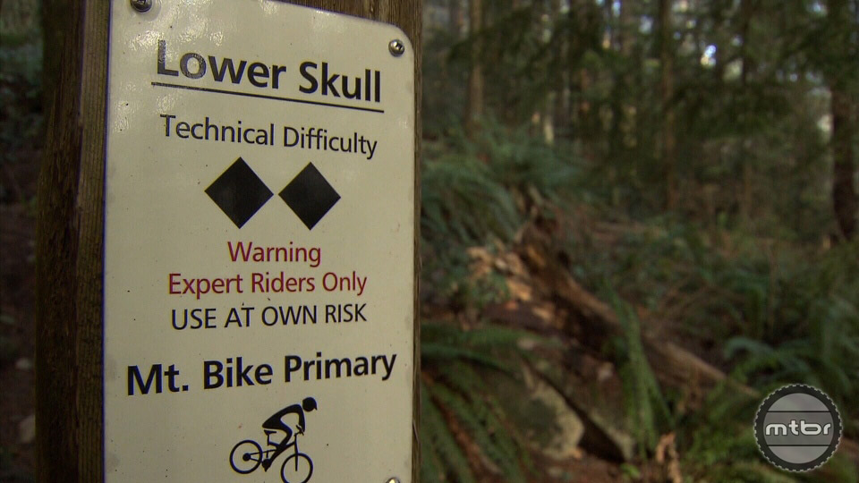 Lower Skull trail on the North Shore was one of the trails sabotaged.