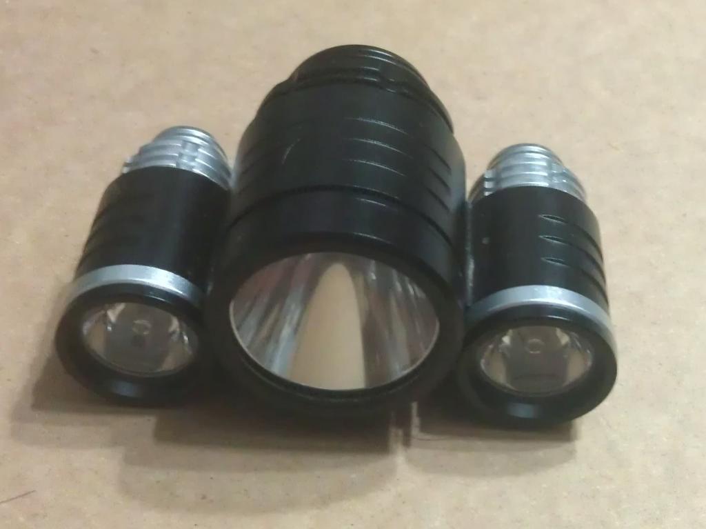 Color Cables for 2400 Lumens CREE XM-L T6 LED +2x XPE R2 LED Bike-luces01.jpg