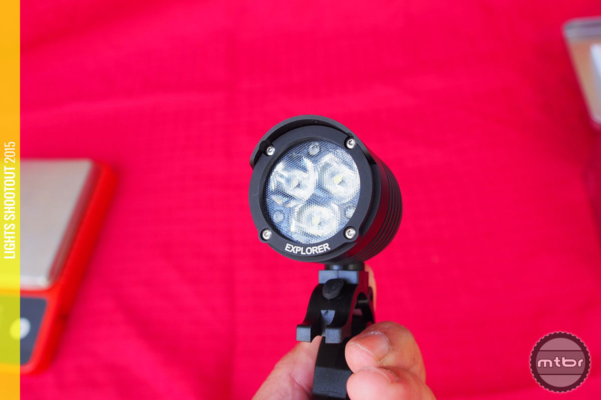 Lumicycle Explorer Enduro Pack Lens