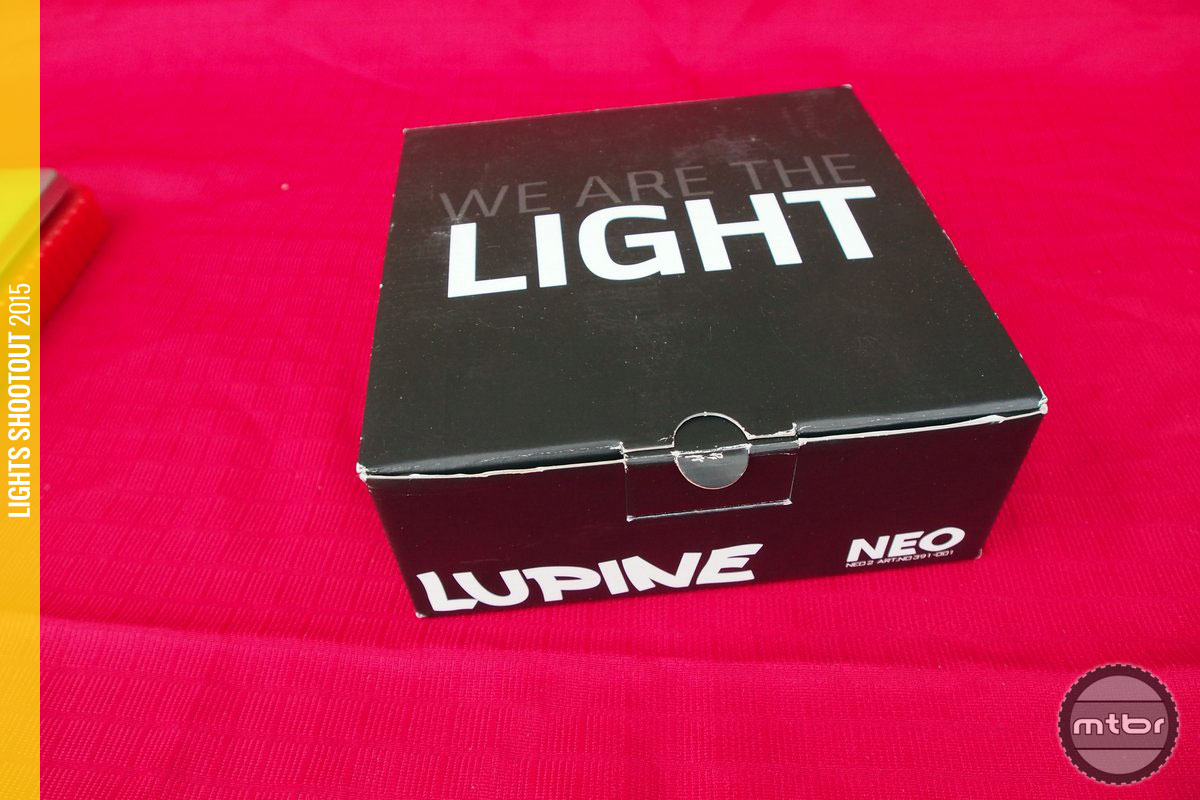 Lupine NEO 2 Box