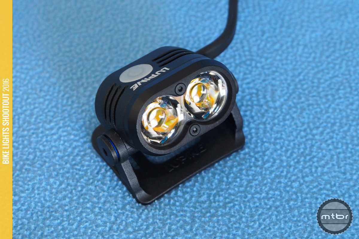 1500 Lumens with a wireless remote and iPhone app.