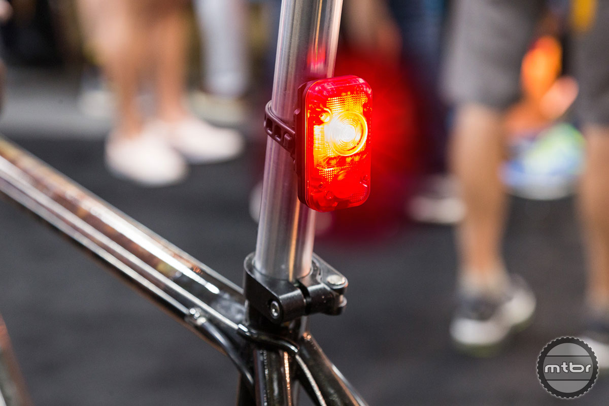 Lupine Rotlicht Taillight