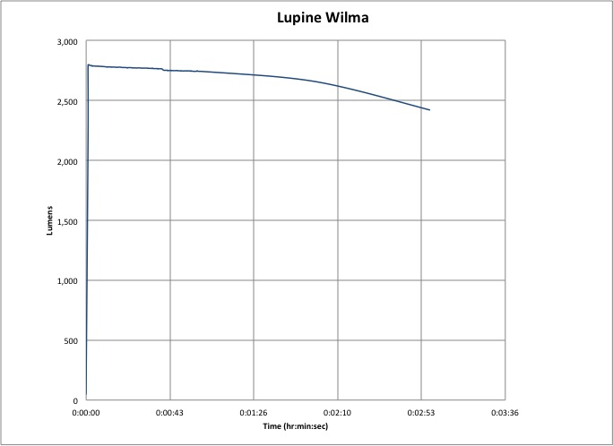 Lupine Wilma 7
