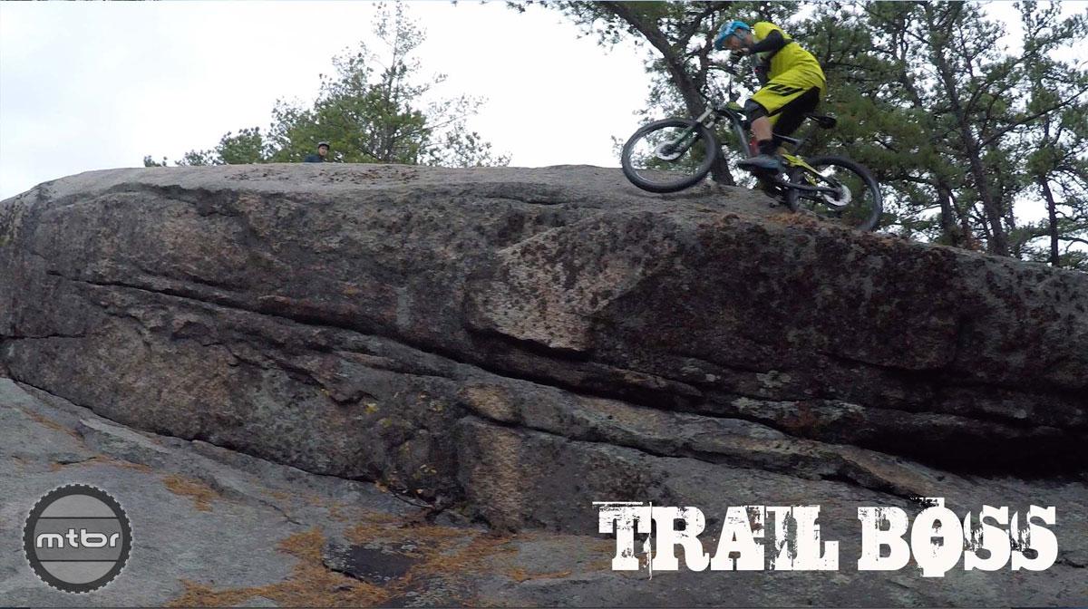 Jeff Lenosky Trail Boss: Lynn Woods, Massachusetts