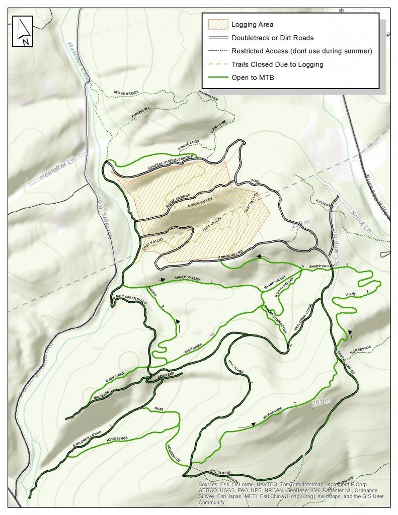 Camp Mack trail routes ......-mack.jpg