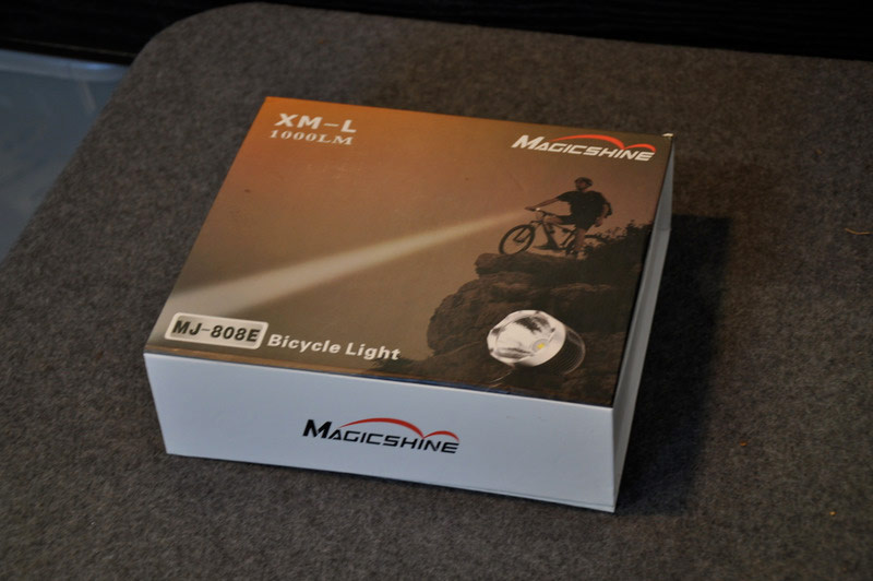 Magicshine MJ-808 Box
