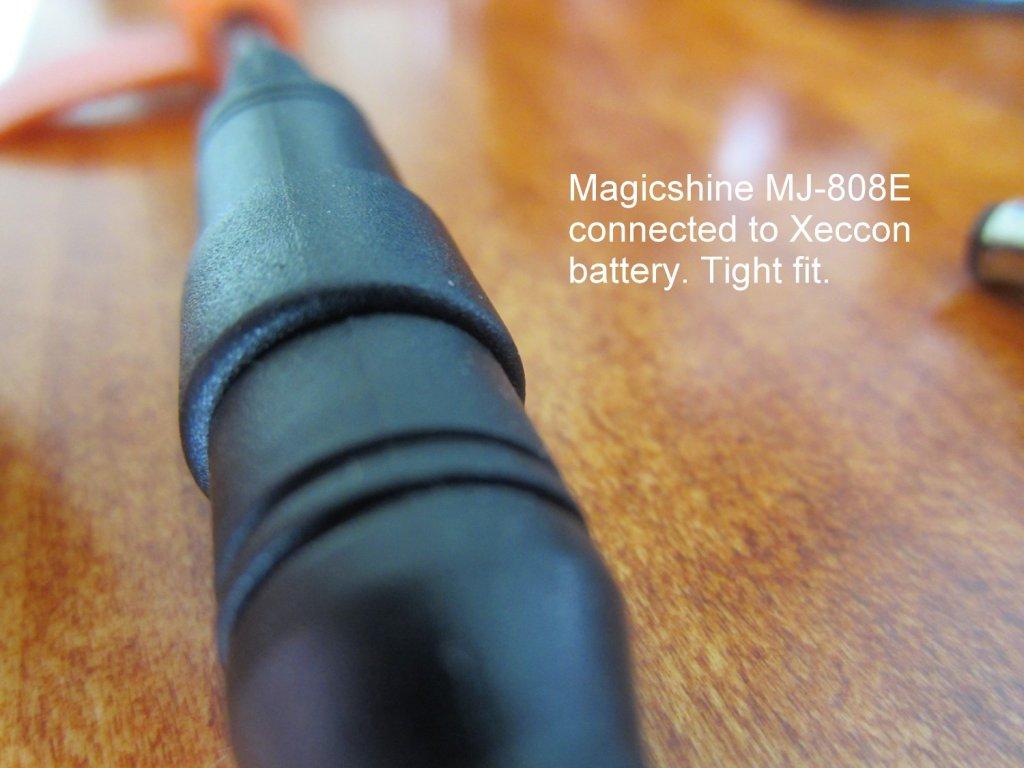 UltraFire D99 a promising new 2x light?-magicshine-plug-connection.jpg