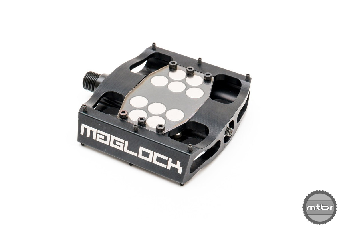 The new Maglock Pedals rely on the magic of magnets.