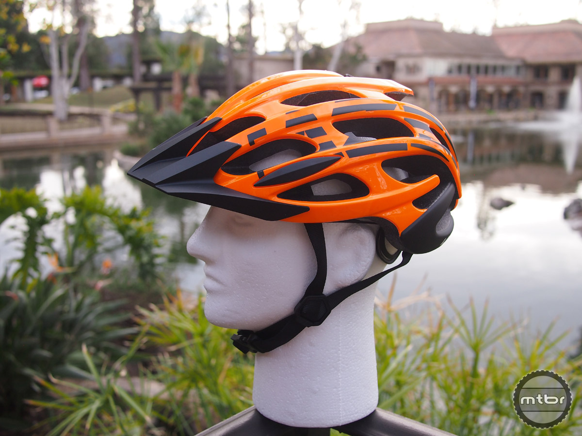 The Magma is a good option for an XC style helmet at an affordable price.