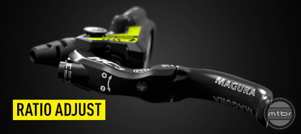 The new HC3 allows you to manually adjust the braking force and pressure point.