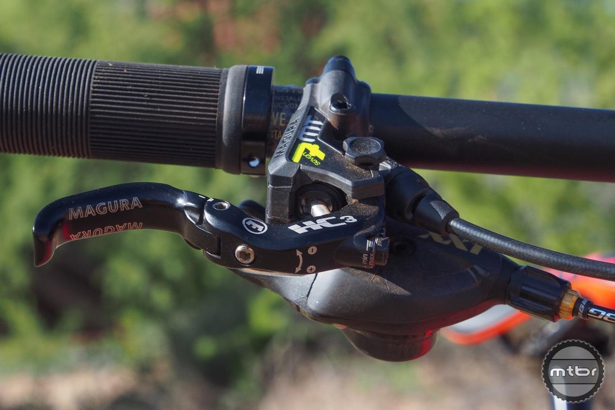 Magura HC3 Lever Blade