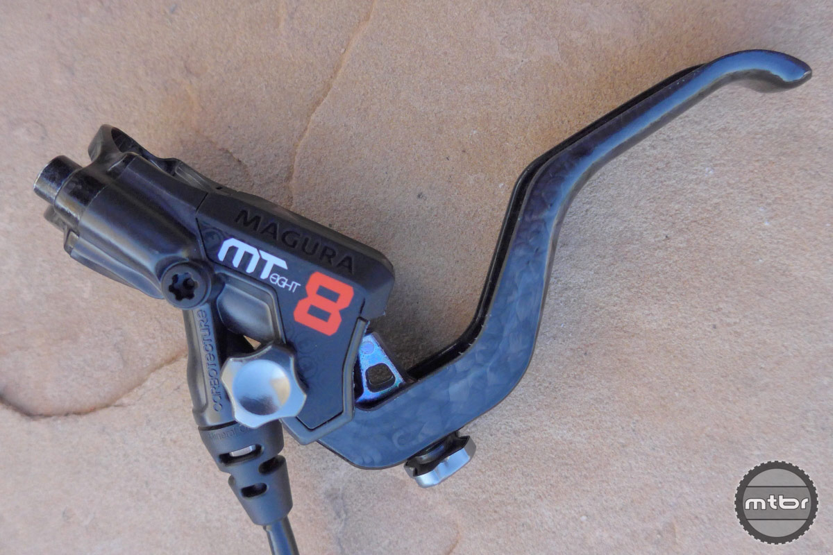 Magura MT8 Adjusters