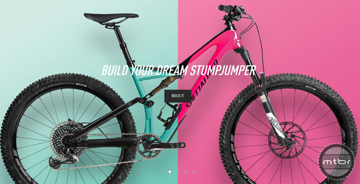 Make Your Own Specialized Stumpjumper
