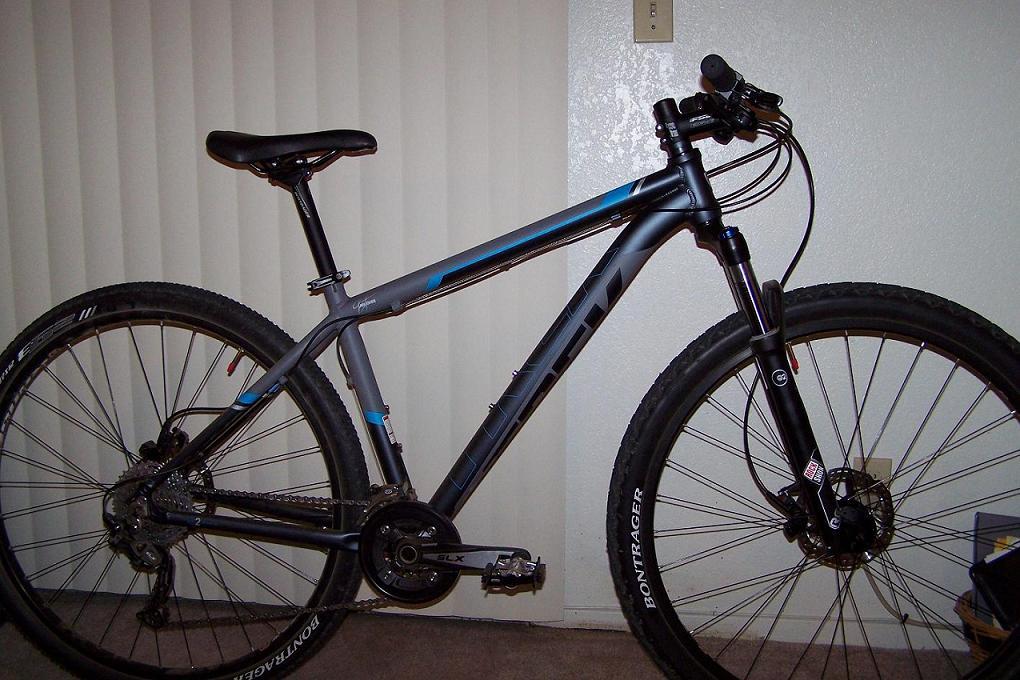 Back To Mountain Bikes First 29er Mtbr Com