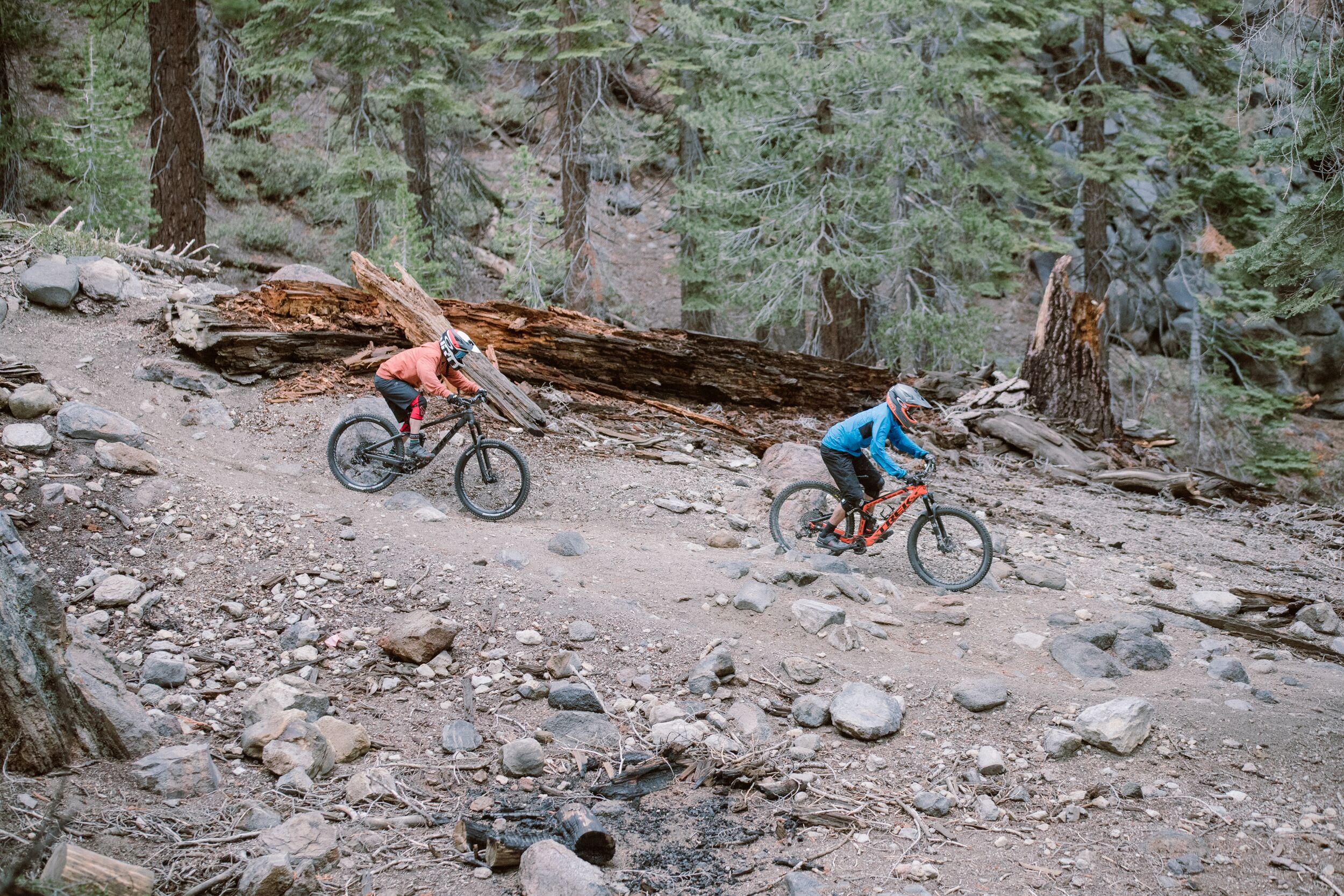 Quality builds and progressive trails are a mainstay at Snow Summit Bike Park