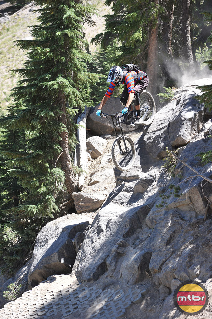 Mammoth Mountain Bike Park - Something for Everyone