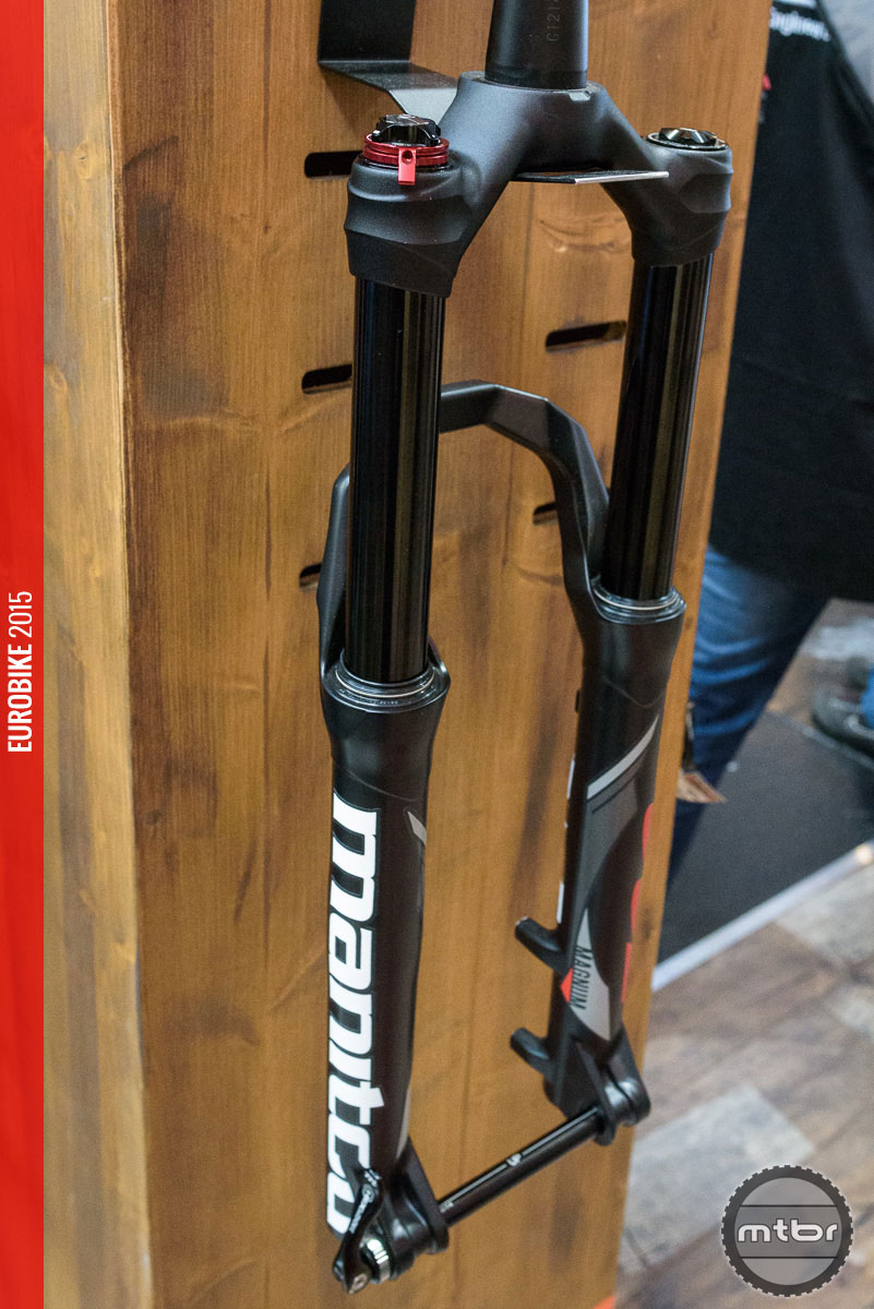 The Magnum 27.5+ specific fork already got announced earlier this year.