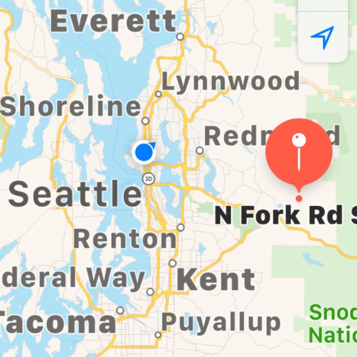 Mountain biker killed in cougar attack near Seattle