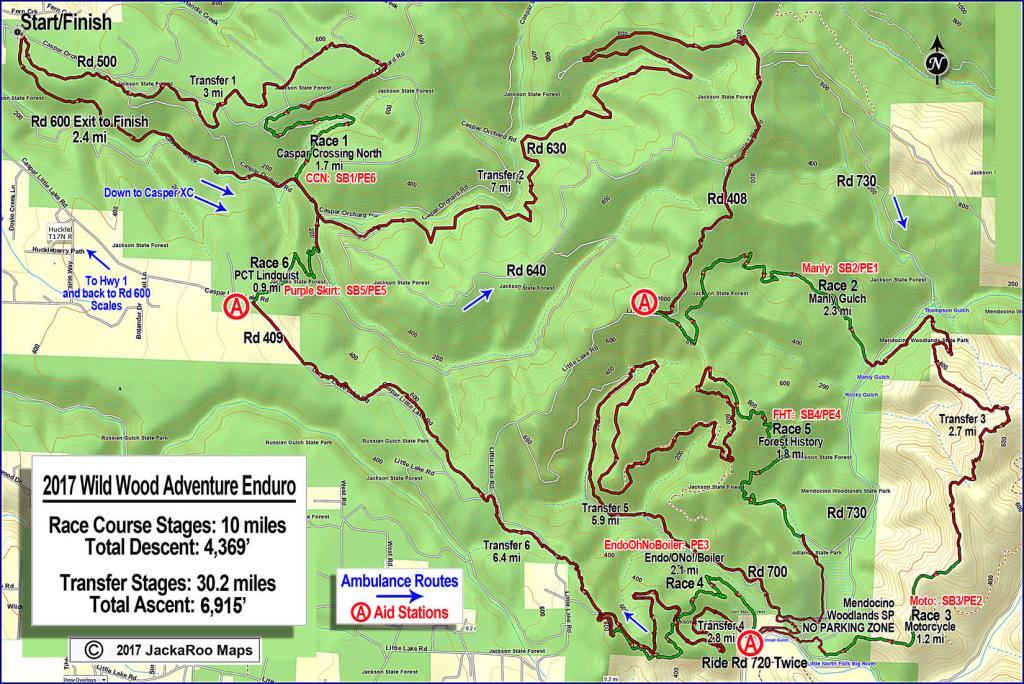 Mendocino Wild Wood Enduro Race Course-mapofcourseflat.jpg