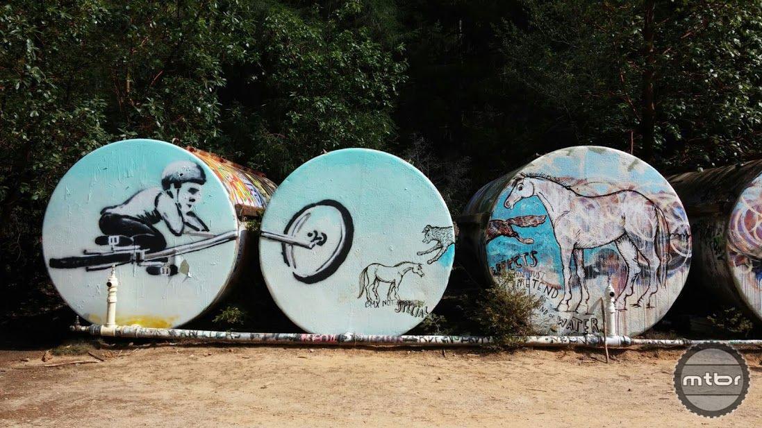 March 2014 UC Santa Cruz Tanks