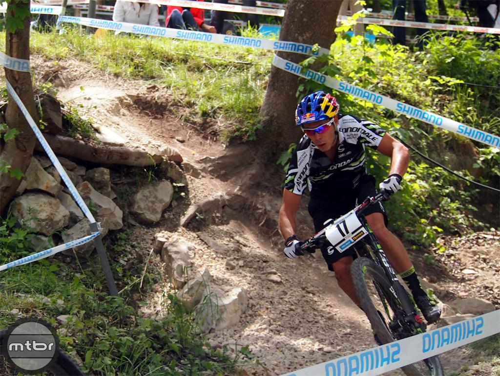 Marco Fontana - jump