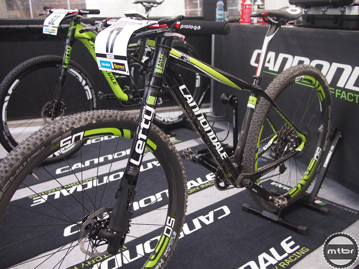 Cannondale F-Si 29 Carbon Team