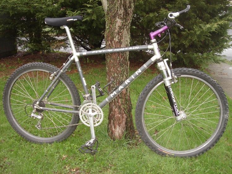 1993 Marin Pine Mountain Question Mtbr Com
