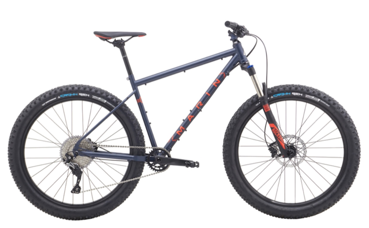 Best Mountain Bikes Under $2000: Marin Pine Mountain