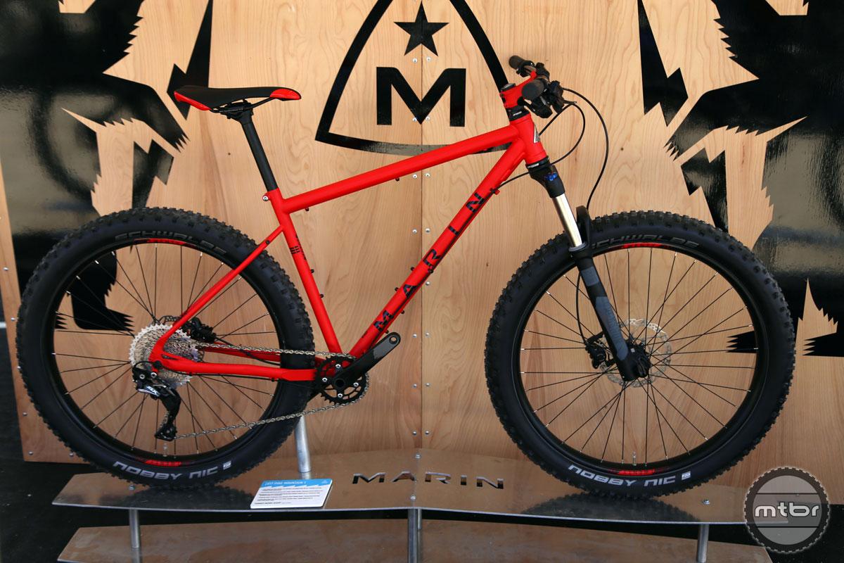 Marin Pine Mountain 2 Boost QR