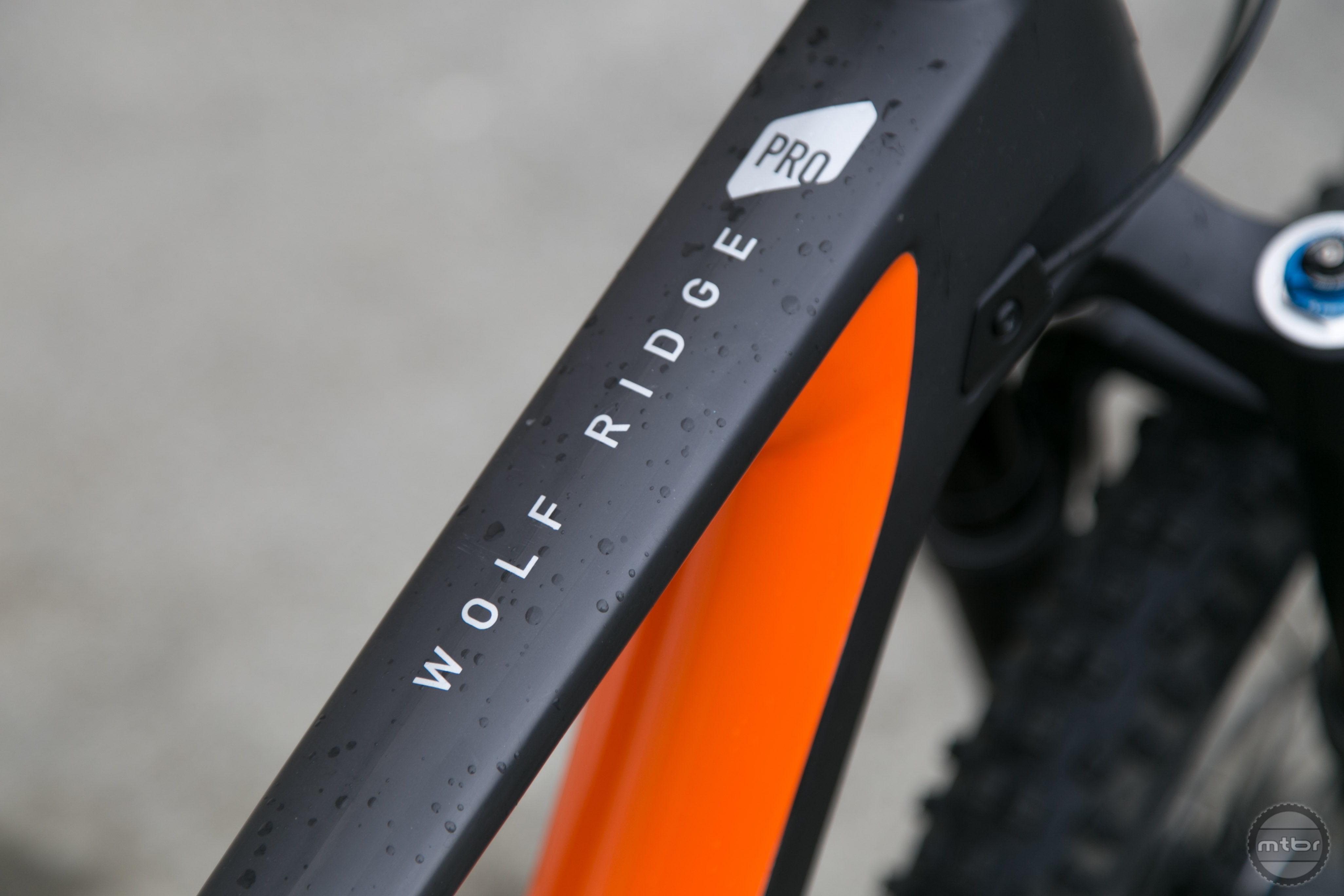 The Wolf Ridge Pro is the premiere model.