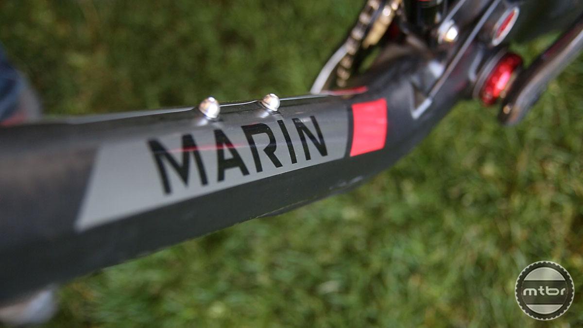 Marin Rift Zone Carbon 29