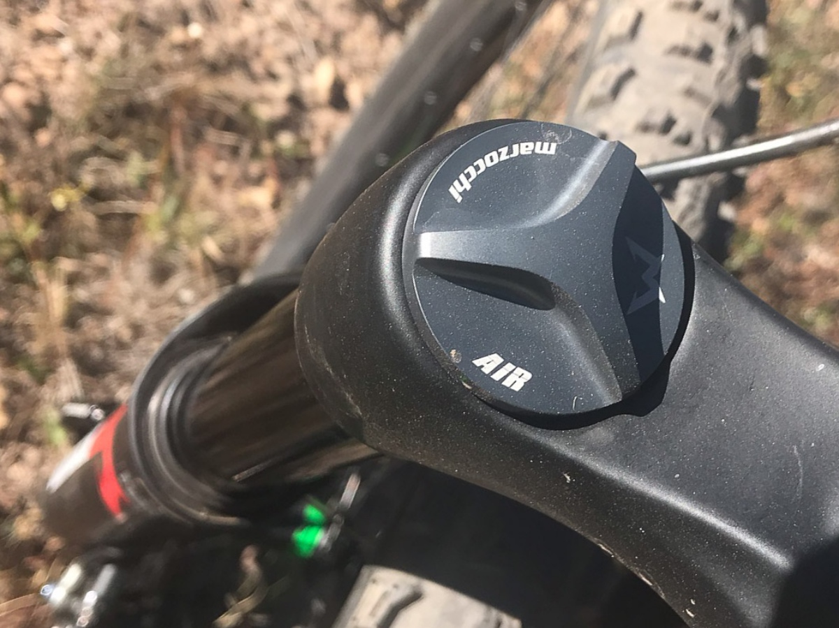 Marzocchi Bomber Z1 Review