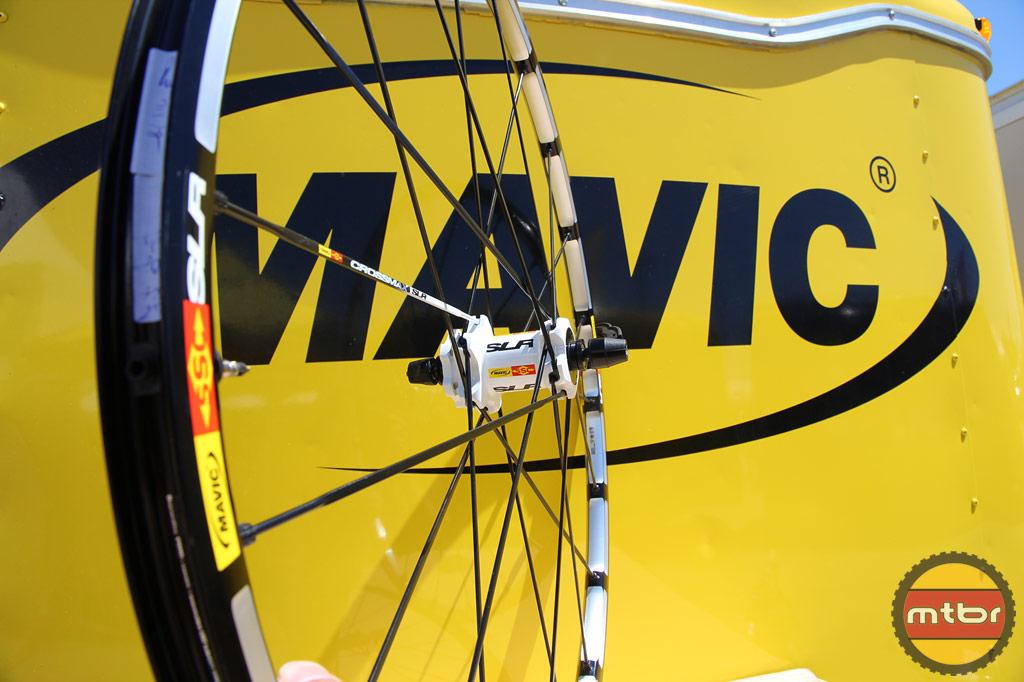 Mavic Crossmax SLR 29 Front Hub