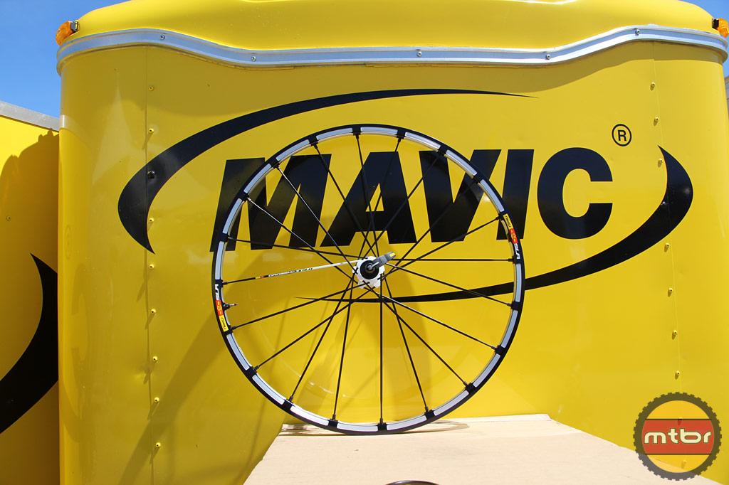 Mavic Crossmax SLR 29 Front