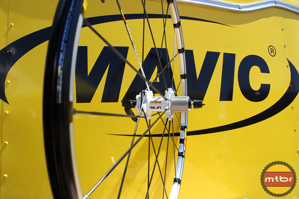 Mavic Crossmax SLR 29 Rear