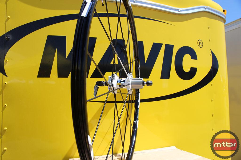 Mavic Crossmax ST 29 Hub