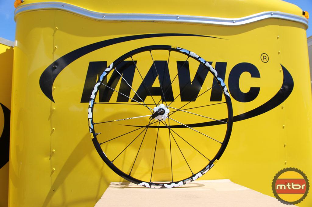 Mavic Crossmax ST 29