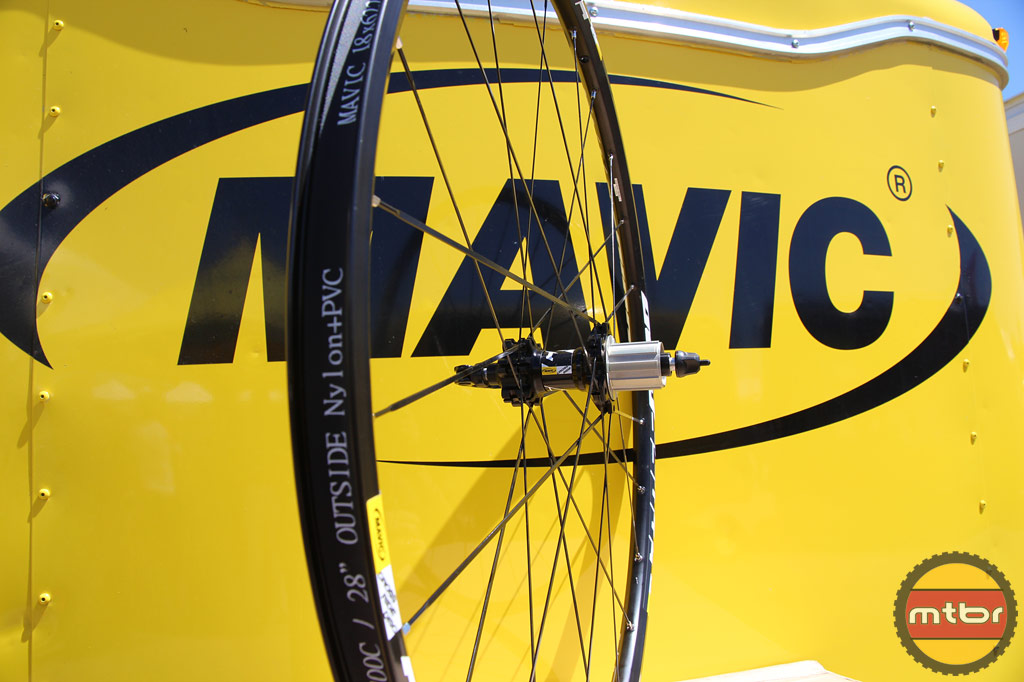 Mavic Crossride Disc 29 Hub