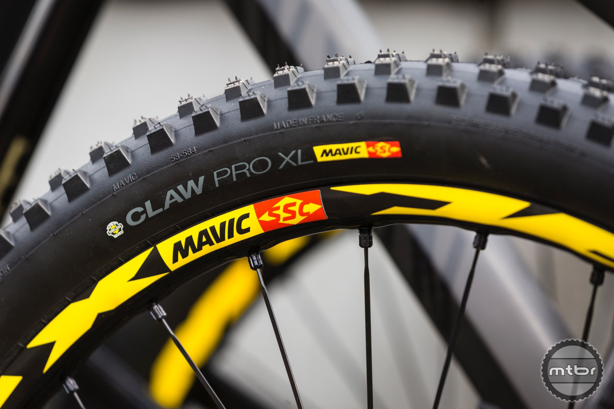 Mavic Deemax DH Wheels