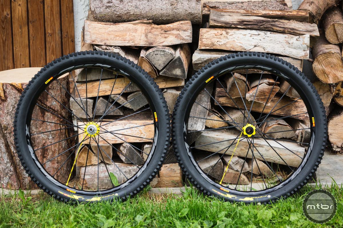 Mavic Deemax Pro Wheels